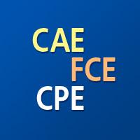 CAE, FCE, CPE